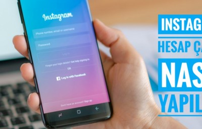 Instagram Hesap Çalma Nasıl Yapılır? [Yeni Yöntem 2020]