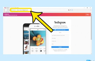 Instagram DM Gönderme Bilgisayardan Nasıl Yapılır?