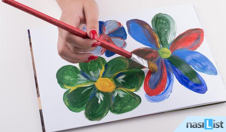 yağlı boya nasıl yapılır