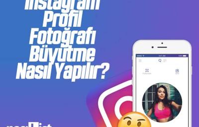Instagram Profil Fotoğrafı Büyütme [PP Zoom] 2020 Nasıl Yapılır?