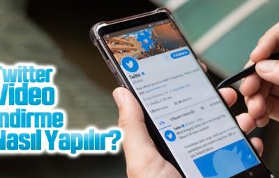 Twitter Video İndir (MP4&MP3)